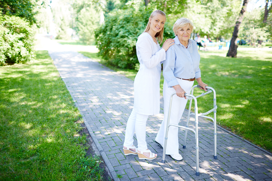 Nursing and care home services